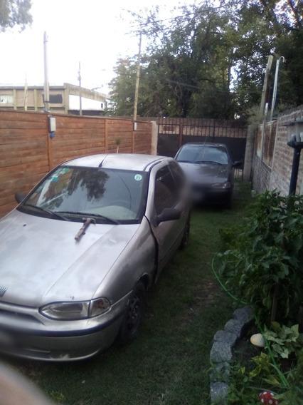 2 Fiat Palio 98, Uno Funcionando Y El Otro Para Repuesto