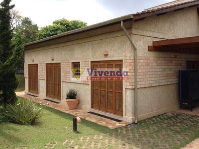 Casa De Condomínio Para Locação No Bairro Aldeia Da Serra Em Barueri - Cod: As15874 - As15874