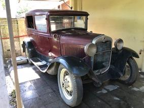 Ford A Tudor 1931 De Coleccion
