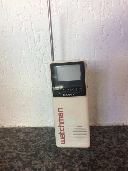 Mini Tv Portatil Anos 80