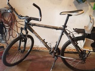 Bicicleta Vairo Xr 4.0 Rod26 Con Sillita