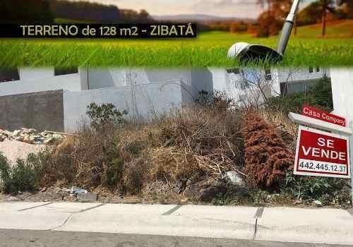 Oportunidad !! Se Vende Terreno De 128 M2 En Zibatá, Escriturado, Ganelo !!