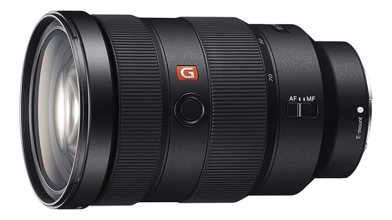 Sony Sel2470gm E-mount Camera Lens: Fe 24-70 Mm F2.8 G Maste
