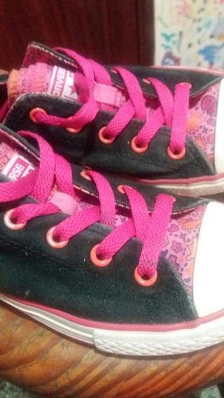 Zapatos Deportivos Converse Original Niña Talla 32