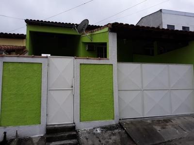 Casa Em Laranjal, São Gonçalo/rj De 86m² 2 Quartos À Venda Por R$ 180.000,00 - Ca212752