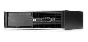 Cpu Desktop Hp Compaq 8000 Core 2 Duo 4gb Hd160gb Leitor Dvd