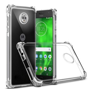 Funda Airbag Moto G7 G7 Plus G7 Play G7 Power + Templado