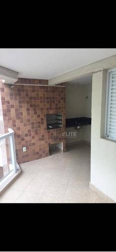 Apartamento À Venda, 90 M² Por R$ 515.000,00 - Vila Pires - Santo André/sp - Ap11744