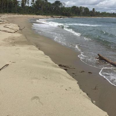 Finca Frente A Playa Icaca Salud