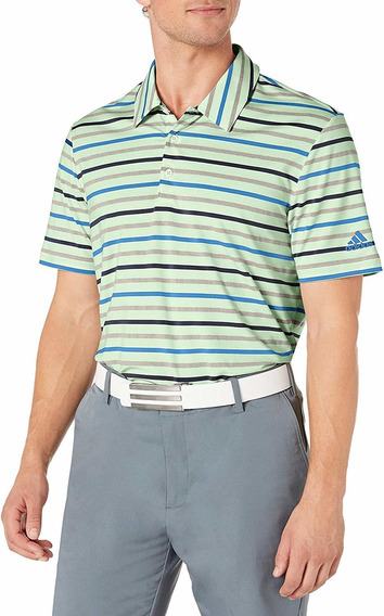 Playera Polo De Golf adidas Talla Chica, Importada, Original