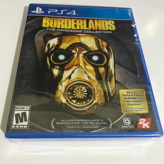 Borderlands The Handsome Collection Ps4 Nuevo