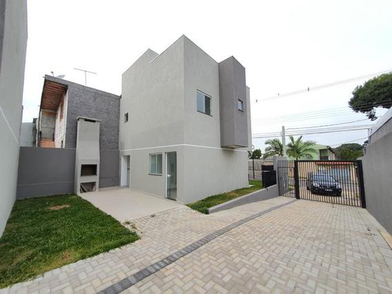 Sobrado Em Pinheirinho, Curitiba/pr De 93m² 3 Quartos À Venda Por R$ 360.000,00 - So526373