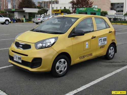 Kia Picanto Picanto Eko Taxi Lx Mt 1.0cc