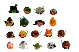 Angry Birds Star Wars Muñecos Figuras De Acción X 2