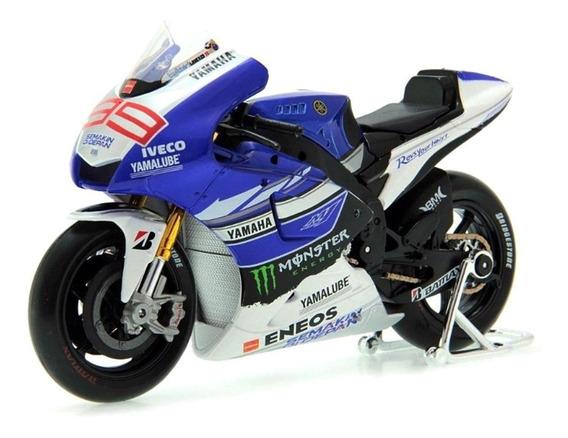 Miniatura Yamaha Factory Racing N 99 Lorenzo Maisto 1/10