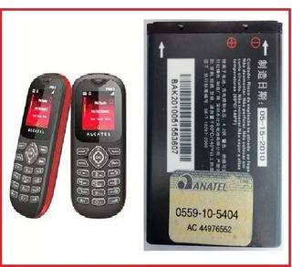 Aparelho Claro Fixo Alcatel Ot - 208p Semi-novo
