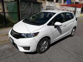 Honda Fit 1.5 Fun Mt Marchas 2016