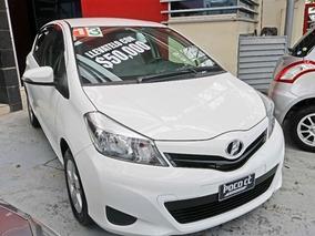 Toyota Viz 2013 Con 50mil De Inicial Varios Vehículos Dispon
