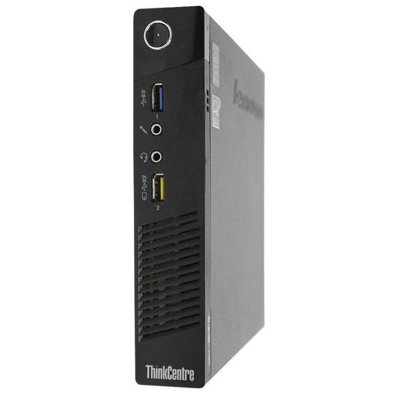 Computador Desktop Lenovo M93p Tiny I5 4° Geração 4gb 240ssd