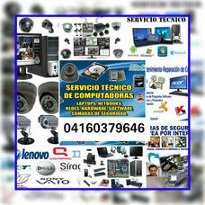 Servicio Tecnico Camaras De Seguridad, Venta E Instalacion