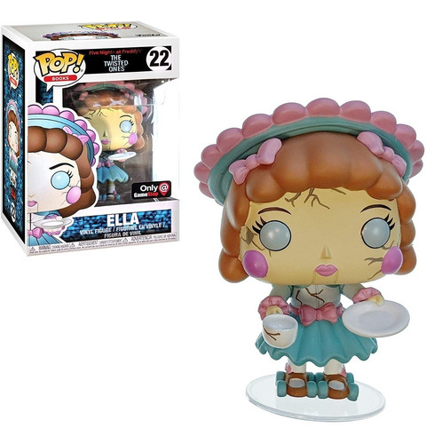Funko Pop!  Five Nights At Freddy's - The Twisted Ones Ella