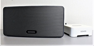Sonos Play 3 Y Sonos Bridge Bundle / Parlante / Alexa