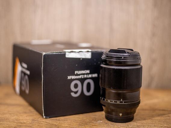 Lente 90mm F2 Fujifilm