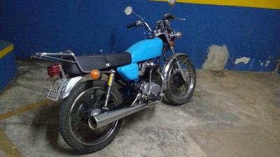 Honda Cg Bolinha 78