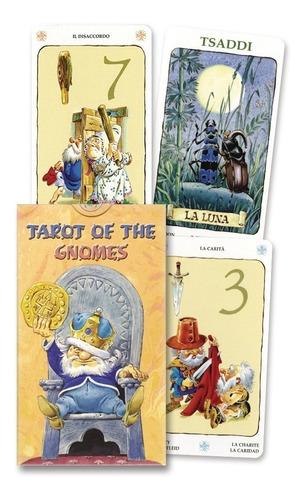 Tarot Of The Gnomes. Tarot De Los Gnomos