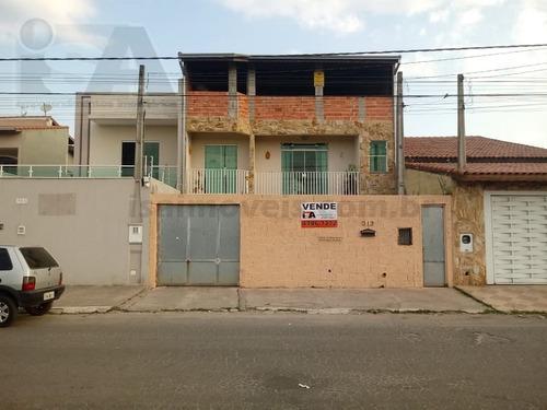 Casa Residencial Em Jardim Márcia - Suzano, Sp - 2617
