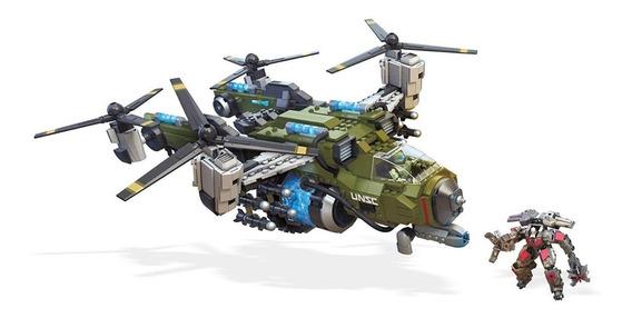 Mega Construx Halo Unsc Frostraven Vs Decimus 1489 Pz Bloks