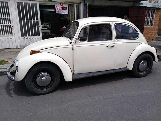 Volkswagen Escarabajo Coupé 1600
