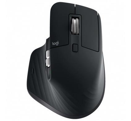 Mouse Sem Fio Logitech Mx Master 3 Flow 4000 Dpi 7 Botões