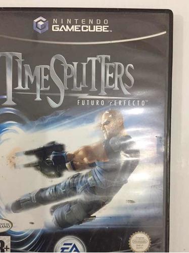 Time Splintters Nintendo Gamecube