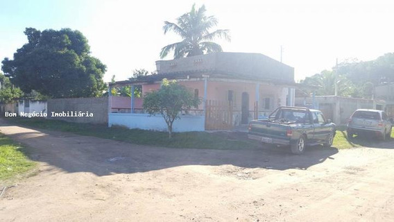 Casa Para Venda Em Magé, Praia De Mauá, 2 Dormitórios, 2 Banheiros, 2 Vagas - 033