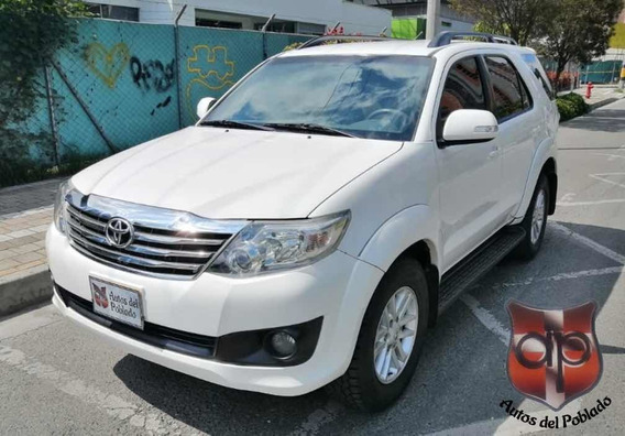 Toyota Fortuner Urbana 4x4 A/t 2014