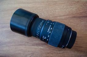 Lente Sigma Macro 70-300mm F/4-5.6 Para Nikon