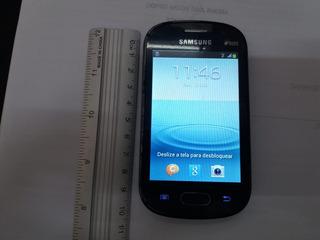 Celular Samsung Galaxy Fame Gt-s6812b Camera