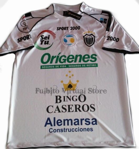 Camiseta Estudiantes Bs As Copa Arg Vs San Lorenzo C/numero