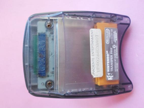 Transfer Pak Original Gradiente Para Nintendo 64 N64