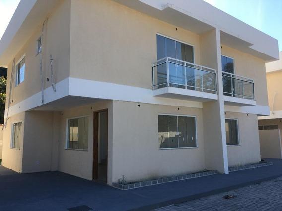 Casa Com 3 Dormitórios Para Alugar, 90 M² Por R$ 1.900/mês - Serra Grande - Niterói/rj - Ca0675