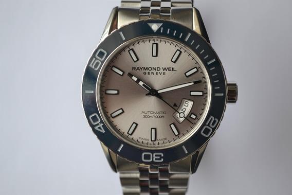 Reloj Raymond Weil / Swiss Made / Automatic