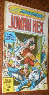 Jonah Hex N°46 2° Serie Ebal Ótimo Estado