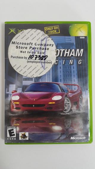 Jogo Xbox Primeira Geração Project Gotham Racing