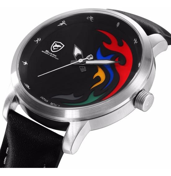 Relógio - Shark Sport - Original - 45mm - Em Estoque