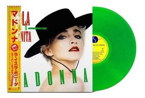 Madonna La Isla Bonita Vinilo Lp Color Nuevo En Stock Rsd