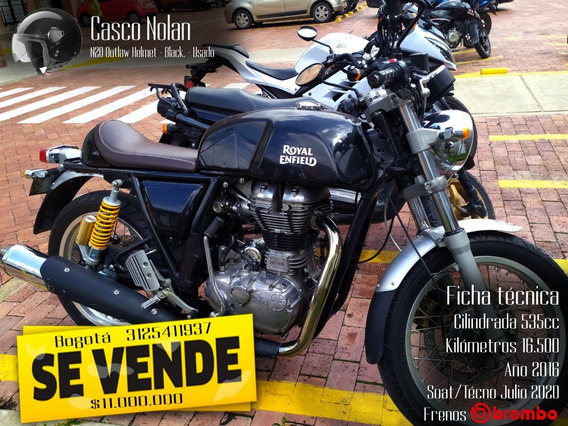 Vendo Royal Enfield Gt 535