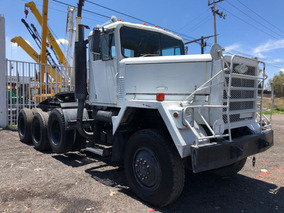 Tractocamion Am General Modelo A920 Equipado Con Winch