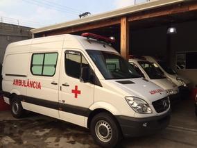Sprinter Ambulância 10m³ Simples Remoção