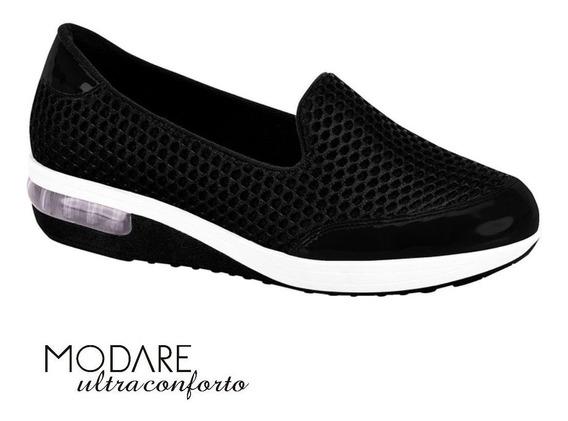 Tênis Sapatênis Feminino Modare 7320101 7336106 Conforto